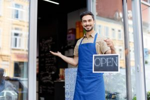 Small business retailer