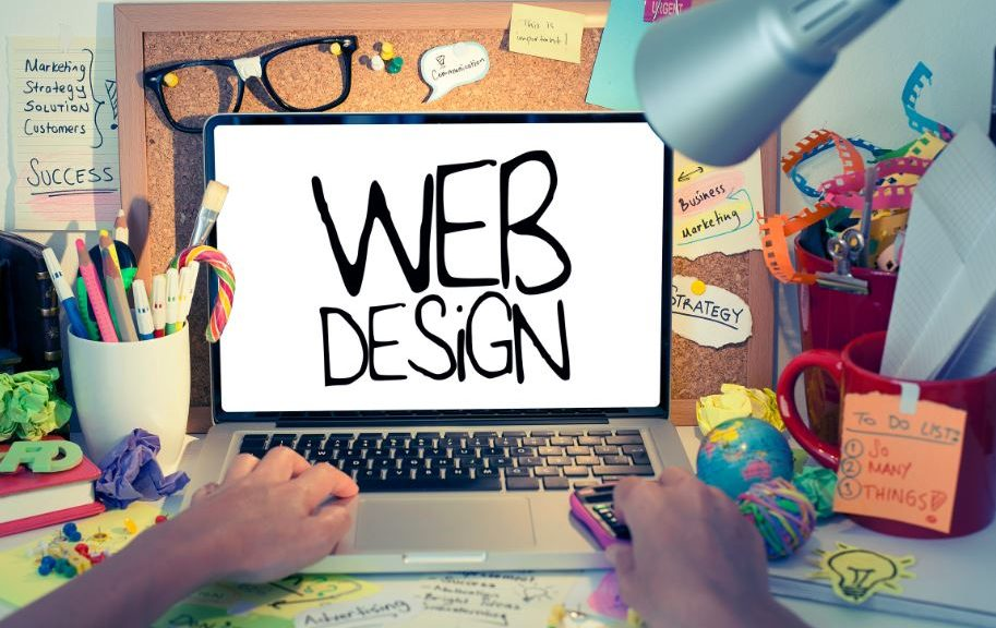 There are web design tips to follow so your business website will succeed.