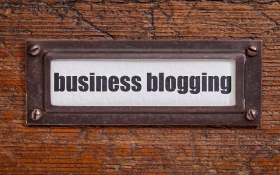 Business blogging can help build your brand.